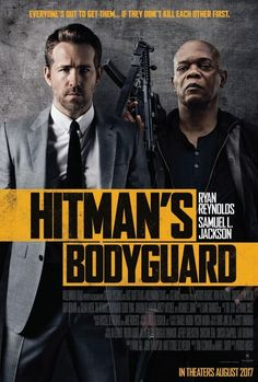 M.A.A.C.   –  RYAN REYNOLDS & SAMUEL L. JACKSON Stars In THE HITMAN'S BODYGUARD. UPDATE: Trailer August 18th 2017