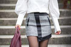 #preppy #military #look #manteau #veste #officier #chic #classy #fashionstyle #fashion #col #lavallière #fall #autumn #outfit #chic #romantic #bag #burgundy #bordeaux