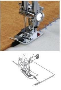 Ditch Quilting Foot and tips