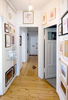 Some white and wonderful Scandinavian spaces