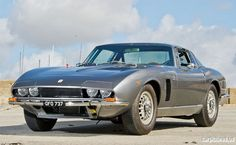 ❦ 1966 Iso Grifo Series I