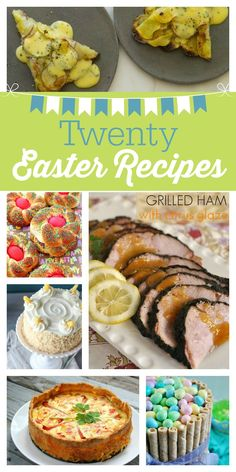 20 Easter Recipes~T~ Some very good recipes in this collection.