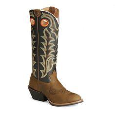 Tony Lama Men's Tan Crazy Horse 3R Cowboy Boot RR1002 NIB #TonyLama #CowboyWestern