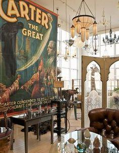 The Steampunk Home: T.C. Donobedian's Paris Flea
