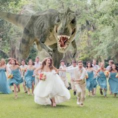 Best.  Wedding photo.  EVER!