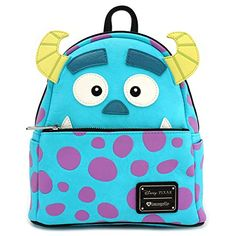 9a9905dec2 Loungefly Disney Monsters Inc. Sully Mini Faux Leather Backpack