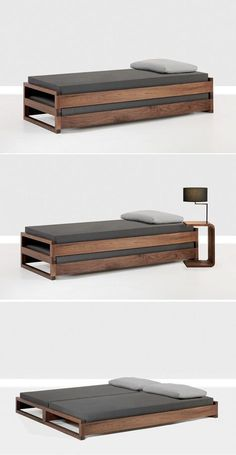 25 Ideas of Space Saving Beds for Small Rooms Clever home storage ideas create airy and pleasant rooms! For today we gather 25 Ideas for Space Saving Beds and Bedrooms that fit perfect in your small room!