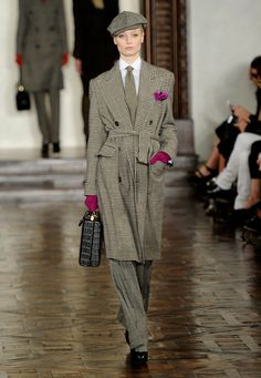 Pocket Squares for Women in Fall 2012 Campaigns - AlterationsNeeded.com