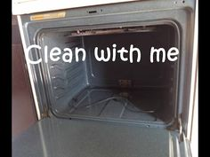 How to Clean a Oven