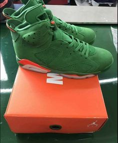 3d5f5cc90c8d Air Jordan 6 Suede Gatorade Releasing Before New Years - the latest sneakers