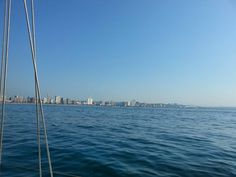 When you need a day out at sea to regroup.  #travelgram #traveltips #travel #adventure #sailing #sea #outdoors #Durban #landscape @blog031 @ilovedurban @whats_on_durban @finest_durbans @dbntourism