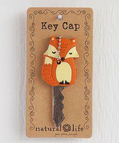 Love this Orange Fox Key Cap on #zulily! #zulilyfinds