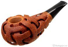 Konstantin Shekita Lattice Tomato Pipes at Smoking Pipes .com