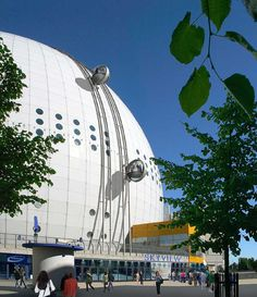 Skyview, Stockholm C.F. Møller. Photo: Berg | C.F. Møller Architects