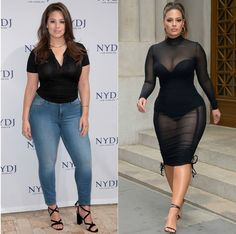 Pin by Jennifer Packer on Fitness motivation in 2019 Ashley Graham Style, Plus Size Blog, Clothing Haul, Modelos Plus Size, Mode Plus, Voluptuous Women, Girl Fashion, Womens Fashion, Sexy Dresses