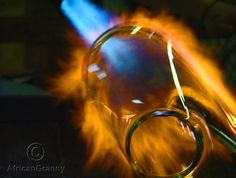 Glass Blowing in Paarl South Africa Digital JPG Download on Etsy, $4.00