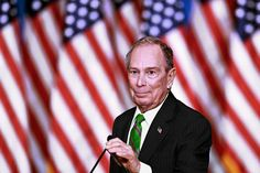 There Are Better Ways for Bloomberg to Spend His Money