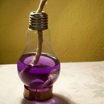 DIY Mason Jar Oil Lamp Lantern Craft Tutorial for Indoors or Outdoors | Put it in a Jar