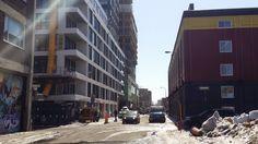 Streets in Griffintown Real Estate Broker, Saint Charles, Old Buildings, Montreal, The Neighbourhood, Old Things, Street View, Urban, Modern