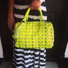 Neon and Studs