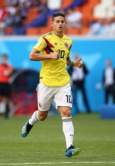 James Rodriguez Colombia, James Rodrigez, Football Boys, Sport Man, Fifa World Cup, Football Players, Lineup, Sport Outfits, Beautiful Men