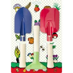 3-Delige tuinset voor kinderen