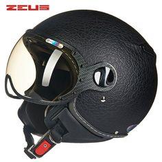 99.44$  Watch here - http://aliexs.worldwells.pw/go.php?t=32731833958 - Fashion Motorcycle Helmet Chopper Open Face Vintage Helmet D210C Moto Casque Casco motocicleta Capacete Pilot Men Women Helmets 99.44$
