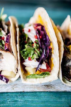 Fish Tacos | Sorted Food