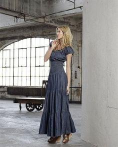 3345c58cdf Love this peasant dress! Modest Dresses