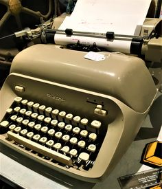 #typewriter #vintage #decor