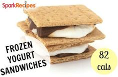 Easy, delicious and healthy Frozen Yogurt Sandwiches recipe from SparkRecipes. See our top-rated recipes for Frozen Yogurt Sandwiches.