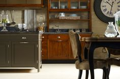 Marchi Group - Opera designed kitchen - Kitchen in solid Oak - Kitchen neoclassical