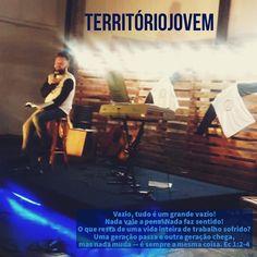 #territoriojovem #serpastoréisso #jovensprogresso #somos1