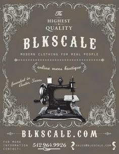 Sign-up for BLKScale's monthly newsletter and be the first to know about any sweet deals & discounts. Stay trendy and save!  http://blkscale.com/landing #men #fashion #online #boutique #sales