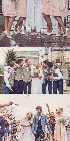 A Vintage Tea Party Wedding at the Ashes, Staffordshire   Rock My Wedding