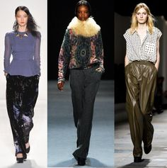 Tren Fashion Loose Trousers