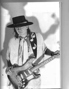 <3 Stevie Ray Vaughan <3