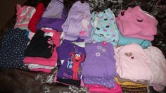 ATTENTION parents of toddler girls in North Carolina! Today's featured item is a great lot of pajamas and clothes perfect for the upcoming cold weather. Follow the link for more pictures, you'll be glad you did!