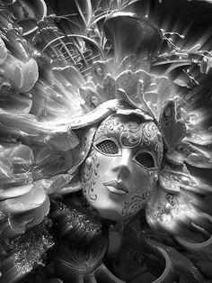 Stunning mask angel.