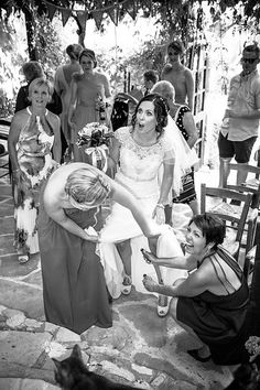 Stunning photos of Andrew and Kelly's gorgeous wedding day at Vasillas Nikolis in Paphos shared with their family and friends taken by wedding photographer Dimitri Katchis based in Paphos