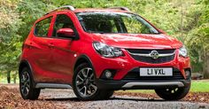 Vauxhall Viva Rocks Is Priced From £11,530 In UK #New_Cars #Prices