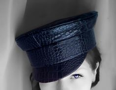 This type caps can be called as firsherman -, captain's -, military - or peacked cap.... Most of them are featured with soft structure as they are made from different fabric. Many of these hats during the years found they new waves in fashion and complimented many women outfits with romantic or maybe military look.  We created the New definition of this hat, which was made for real fashionistas, who live in big city jungle and ready to show all confidence and a strong character! By…