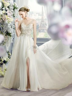 Moonlight Bridal Fall 2015 - Style 6365