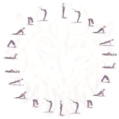 I would love some version of this on my wall in my yoga room....in some unique way...maybe made into a clock or something?