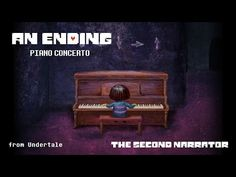 Undertale Piano Concerto - An Ending - YouTube