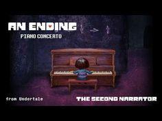 Undertale Piano Concerto - An Ending - YouTube