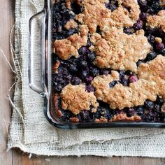 Whole Grain Blueberry Breakfast Bars
