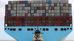 Maersk Line to Cut 4000 Jobs as Market Deteriorates
