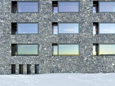 Gallery - Chetzeron Hotel / Actescollectifs Architectes - 8