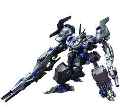Armored Core Verdict Day CO3 Malicious Model Kit.